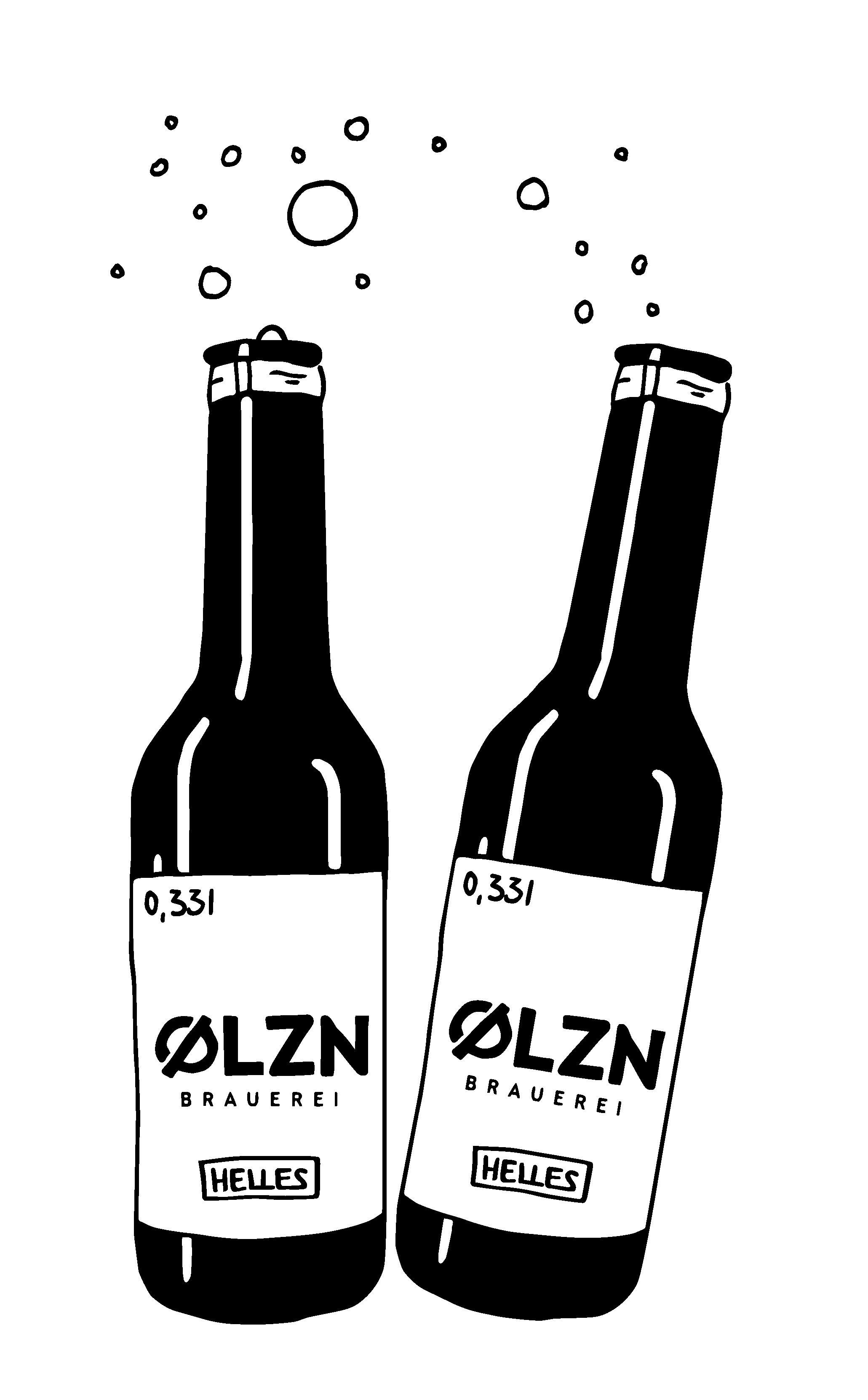 Olzn-Flaschen-Doppel